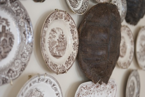 nantucket-elizabeth georgantas-plate-wall