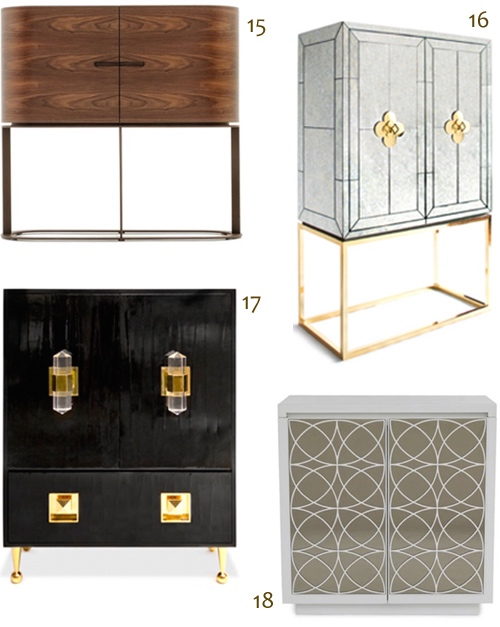 contemporary bar cabinet 2
