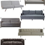 Get the Look: 60 Modern Grey Sofas