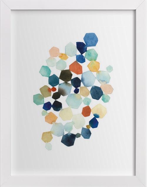 hexagon-cluster