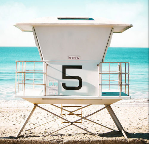 views-of-america-lifeguard-stand-s&l