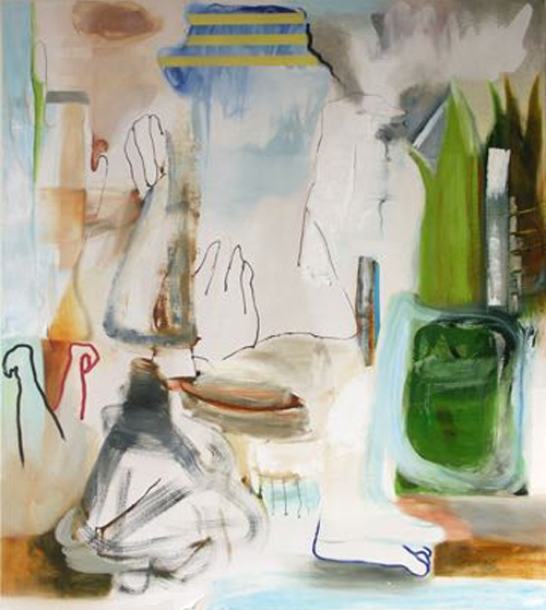 Abstract Art Jennifer Amadeo-Holl