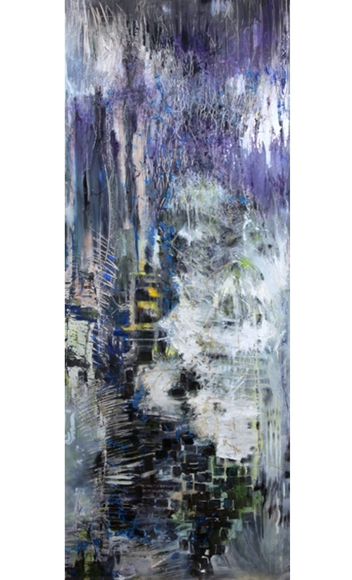 Cape Cod Painter Joe Diggs Abstract At Webster & Co