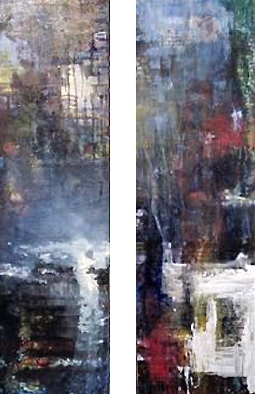 New Vertical Works By Cape Cod Painter Joe Diggs