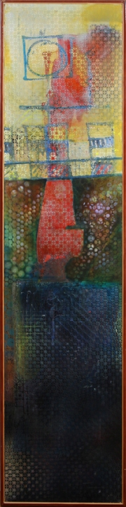Cape Cod Artist Joe Diggs Abstract Paintings