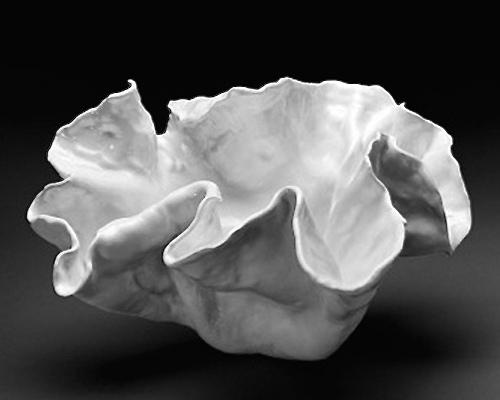 Snowbound Pottery By Anna Kasabian