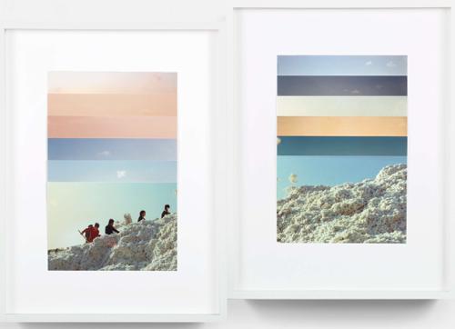 Restoration Hardware's Fine Art Gallery Landscape Photography