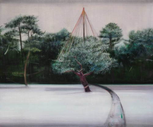 Affordable Artwork Snowy Landscape