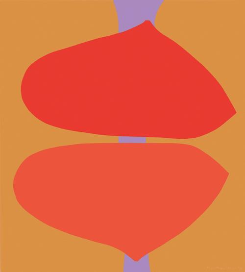 Geometric Abstract Art By Maud Morgan