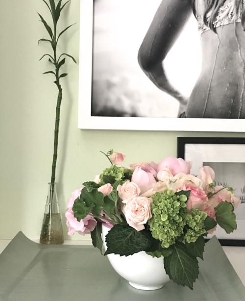Mother's Day Flowers Still Life In StyleCarrot's Living Room