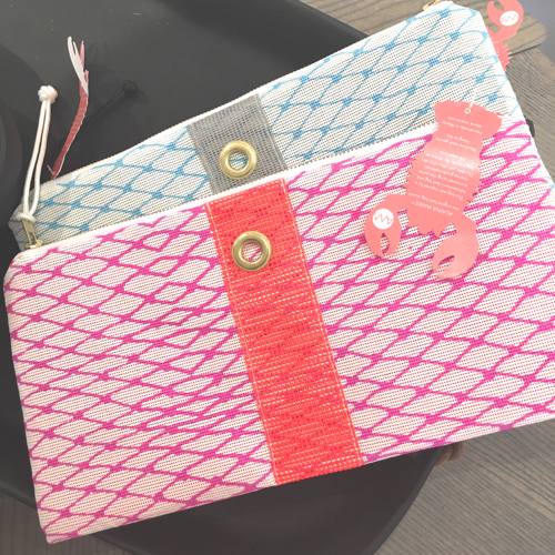 Nylon Pouch By Alaina Marie