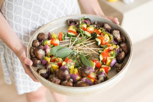 veggie-skewer-hors-doeuvres-platter