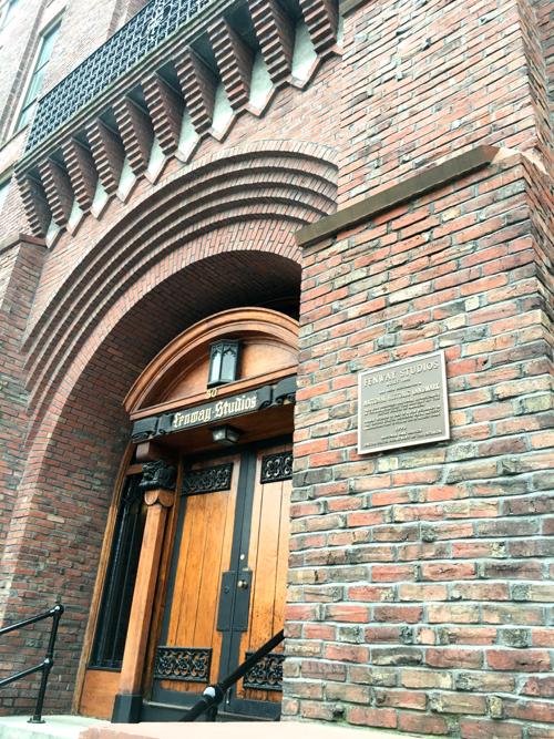 Fenway Studios In Boston Open Studios November 12 & 13