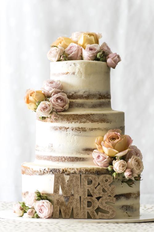 Naked Wedding Cake Party Favors Boston