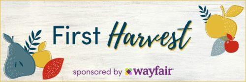 Fall Harvest Banner By Wayfair