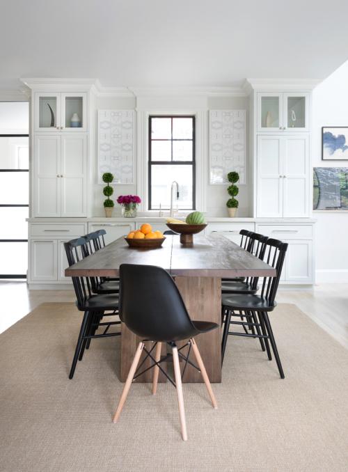 Robin M. Anderson Waban Breakfast Table