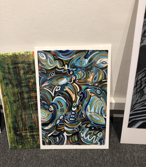 SMFA Art Sale 2017 Contemporary Artwork