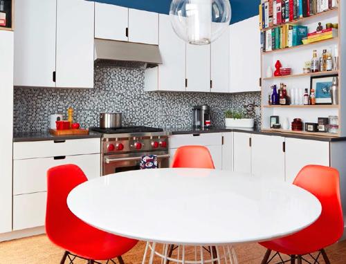 Scandinavian Style Kitchen Renovation Helios Boston