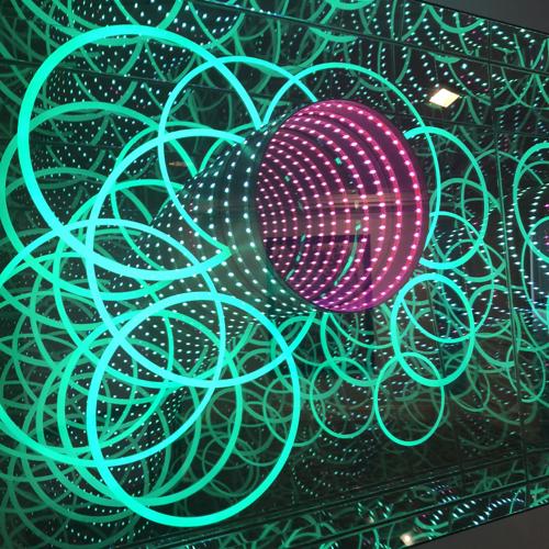 Psychedelic Neon Art Hans Kotter