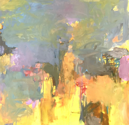 Edgewater Gallery Boston Abstract Artwork